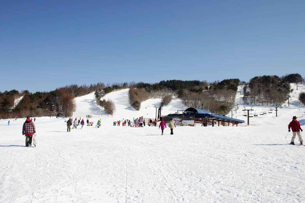 場 沼尻 スキー